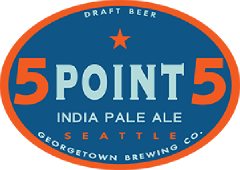 5 point 5 ipa tap label