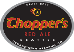 Choppers tap label